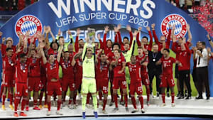 FC Bayern München gewinnt Supercup im Corona-Hotspot Budapest