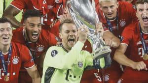 FC Bayern holt sich nach Mega-Krimi den Supercup