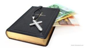 Wegen Pandemie: Zu wenig Kirchensteuer-Einnahmen?