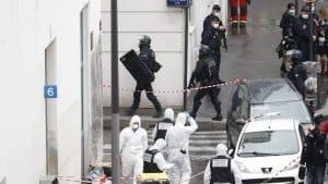 Messerattacke in Paris - Anti-Terror-Fahnder übernehmen Ermittlungen