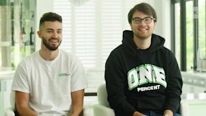 Meet this pair of gamers and content creators who are setting out to become business moguls