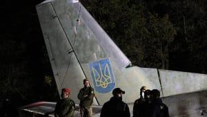 25 Tote: Militärflugzeug in der Ukraine abgestürzt