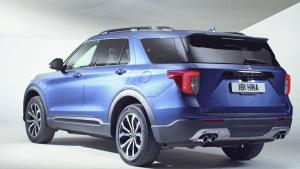 Ford Explorer Plug-In-Hybrid - Ford Startet Mit Der Auslieferung Des SUV-Top-Modells In Europa
