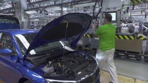Bei ŠKODA AUTO fällt in der Produktion seit Anfang des Jahres kein deponierbarer Abfall mehr an