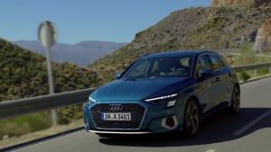 Der neue Audi A3 Sportback - die Motoren