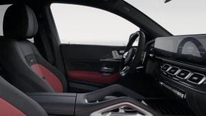 Das neue Mercedes-AMG GLE 63 4MATIC+ Coupé - Progressiv, elegant und ästhetisch - das Interieur-Design