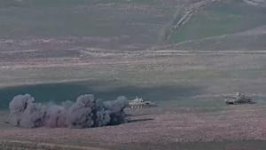 Konflikt im Kaukasus: Schwere Gefechte in Bergkarabach