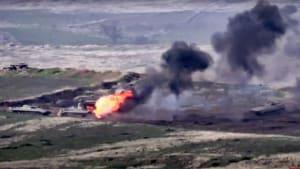 Armenien ruft Kriegszustand aus - Gefechte in Berg-Karabach