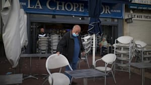 Corona in Europa am Montag: Bars in Marseille 2 Wochen lang dicht