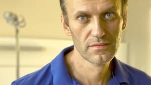 Solidaritätsbekundung: Merkel besuchte Nawalny im Krankenhaus