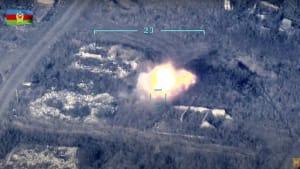 Hunderte Tote? Erbitterte Kämpfe um Berg-Karabach