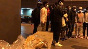 """""""Diese Menschen wurden aufgegeben"""" - vom Flüchtlingsleid in Rom"""