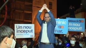 Deutscher Dominic Fritz (37) ist neuer Bürgermeister von Temeswar in Rumänien