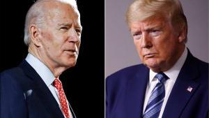Trump gegen Biden: Die erste TV-Debatte