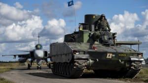 Schweden rüstet Gotland auf