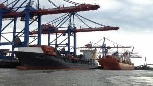 Moin moin statt Ni hao: Hamburger kaufen Anteile am Hafen von Triest