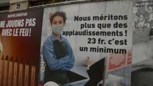 21 Euro: Rekord-Mindestlohn in Genf