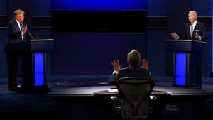 US-Wahlkampf im O-Ton und in voller Länge: Die 1. Debatte von Trump und Biden
