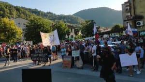 Slowenien: Protest gegen ehemalige Asbestfabrik