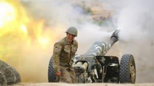 Gab es einen Abschuss durch F16? Verhärtete Fronten um Berg-Karabach