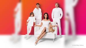 """""""Sky"""" holt sich Stars dazu: Familie Pooth mit Werbe-Sitcom"""