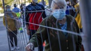 Inzidenz von über 750 - Madrid bald komplett im Lockdown?