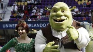 Verblüffende Ähnlichkeit: Shrek sieht aus wie dieser Catcher