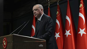 """Erdoğan für """"Gespräche ohne Vorbedingungen"""" mit Griechenland"""