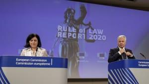 Rechtsstaatlichkeitsbericht der EU: Blockierer drohen