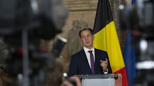 Belgiens neue Regierung tanzt Vivaldi