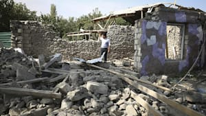 Gefechte in Bergkarabach: Welche Rolle spielt die Türkei?