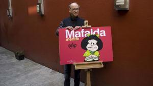 """Argentinien: """"Mafalda""""-Cartoonist Quino stirbt mit 88 Jahren"""