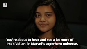 Meet The Canadian Teen Playing Marvel's First Muslim Superhero