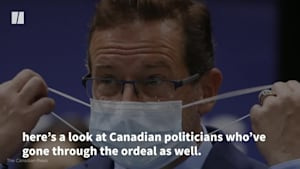 Canadian Politicians Who've Tested Positive For COVID-19