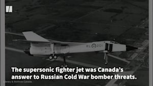 Researchers Unearth Canadian Aerospace Artifact