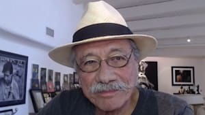 Edward James Olmos reveals who he's voting for and why the Latino vote is so important