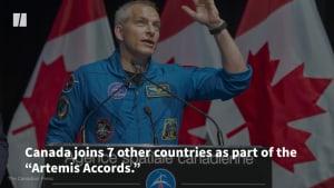 Canada Joins New International Moon Treaty