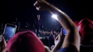 US-Wahlkampf: Trump wirft Biden-Familie organisiertes Verbrechen vor