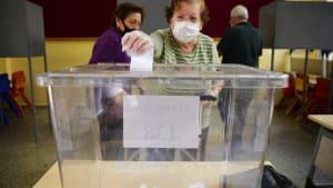 Abstimmung läuft: Stichwahl ums Präsidentenamt in Nordzypern