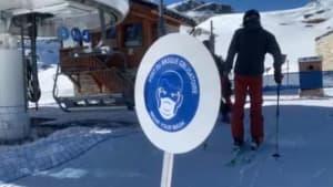 """Maskenpflicht im Winterurlaub: """"Après-Ski und Partys sind sicherlich vorbei"""""""