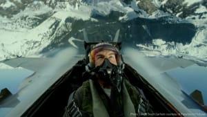 Tom Cruise: Zum Ehrenpiloten der U.S. Navy erklärt