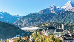 Markus Söder kündigt Lockdown für Berchtesgadener Land an