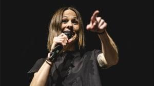 Baby Nummer zwei: Sängerin Christina Stürmer ist schwanger
