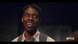 Watch the trailer for Chadwick Boseman's final movie