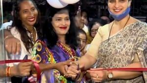 Mumbai supermarket is run by acid attack survivors