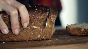 Diät-Brot selberbacken, Proteinbombe aus Ei und Quark