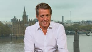 Hugh Grant reveals his new quarantine skill: cutting hair