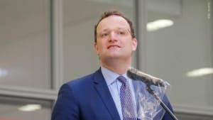 Gesundheitsminister Jens Spahn hat sich mit Corona infiziert