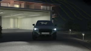 Audi Q2 – LED Matrix-Beam Animation