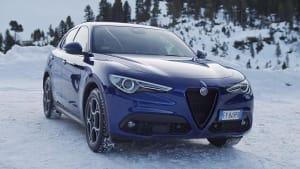 """Alfa Romeo Stelvio gewinnt Designpreis von """"auto, motor und sport"""""""